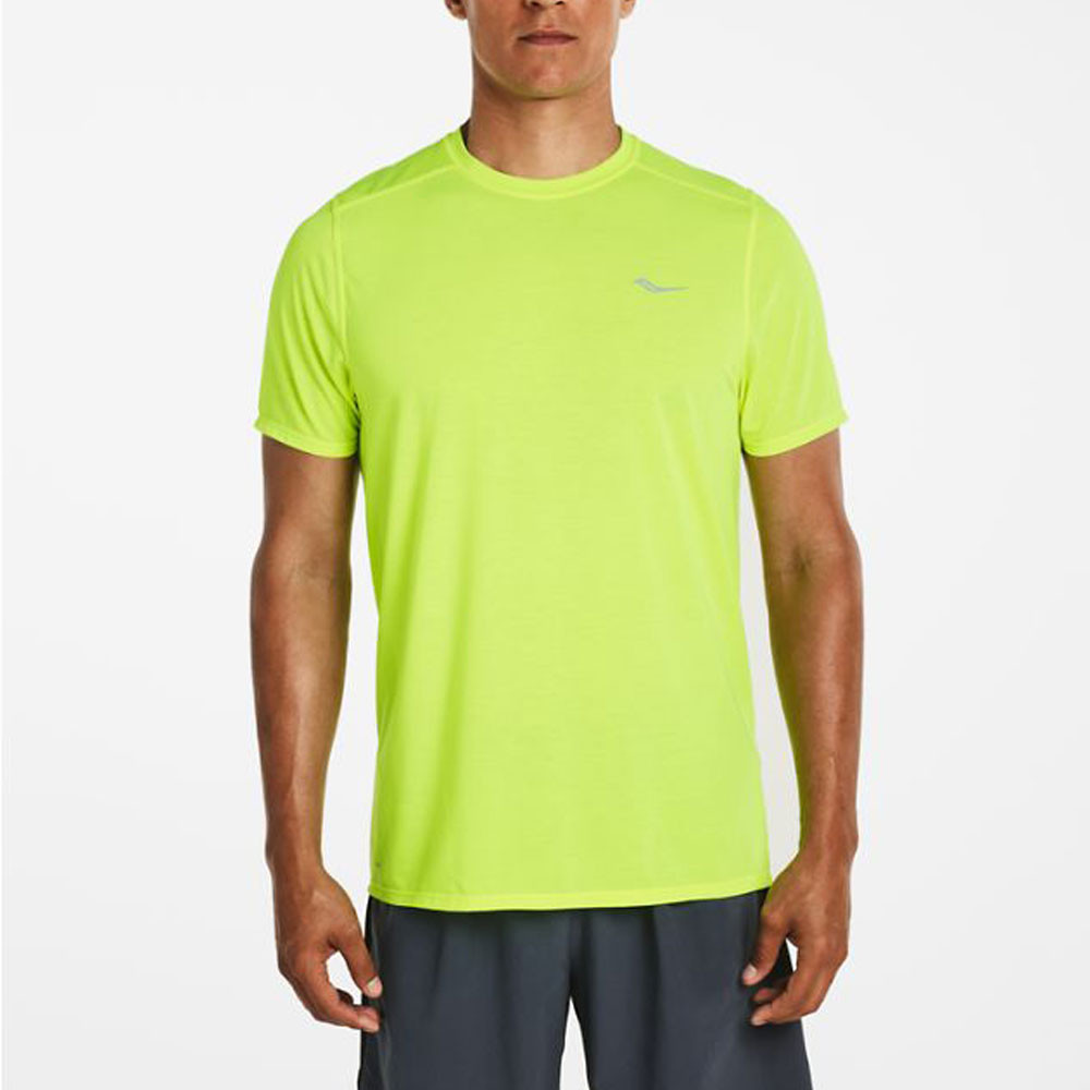 hot sales 7d902 4792d Saucony Freedom t-shirt de running ...