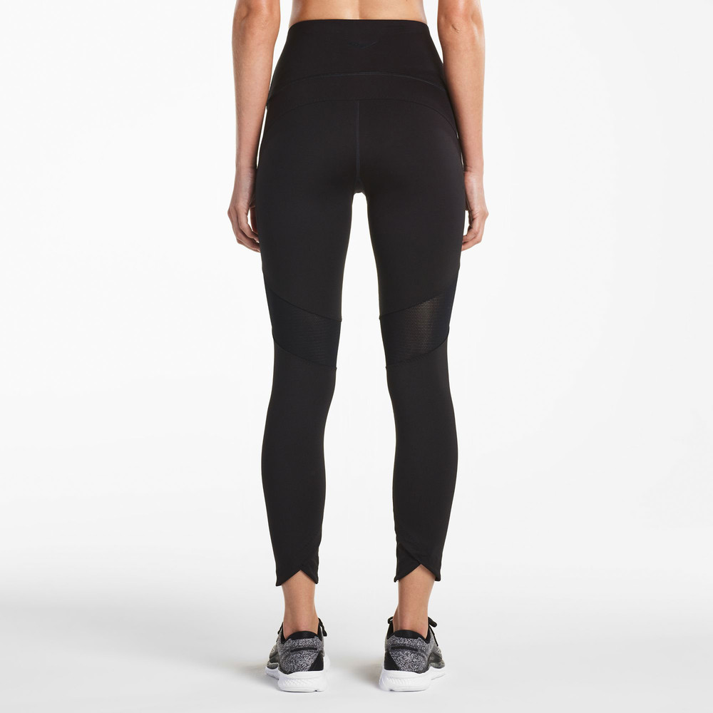 saucony tights womens