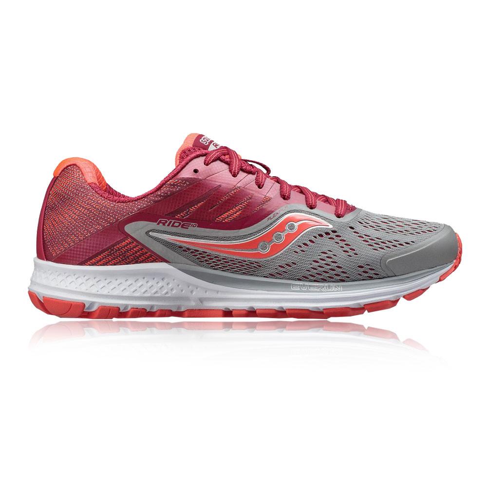 Saucony Ride 10 femmes chaussures de running - AW17