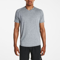 Saucony Freedom V-Neck Running T-Shirt - SS18