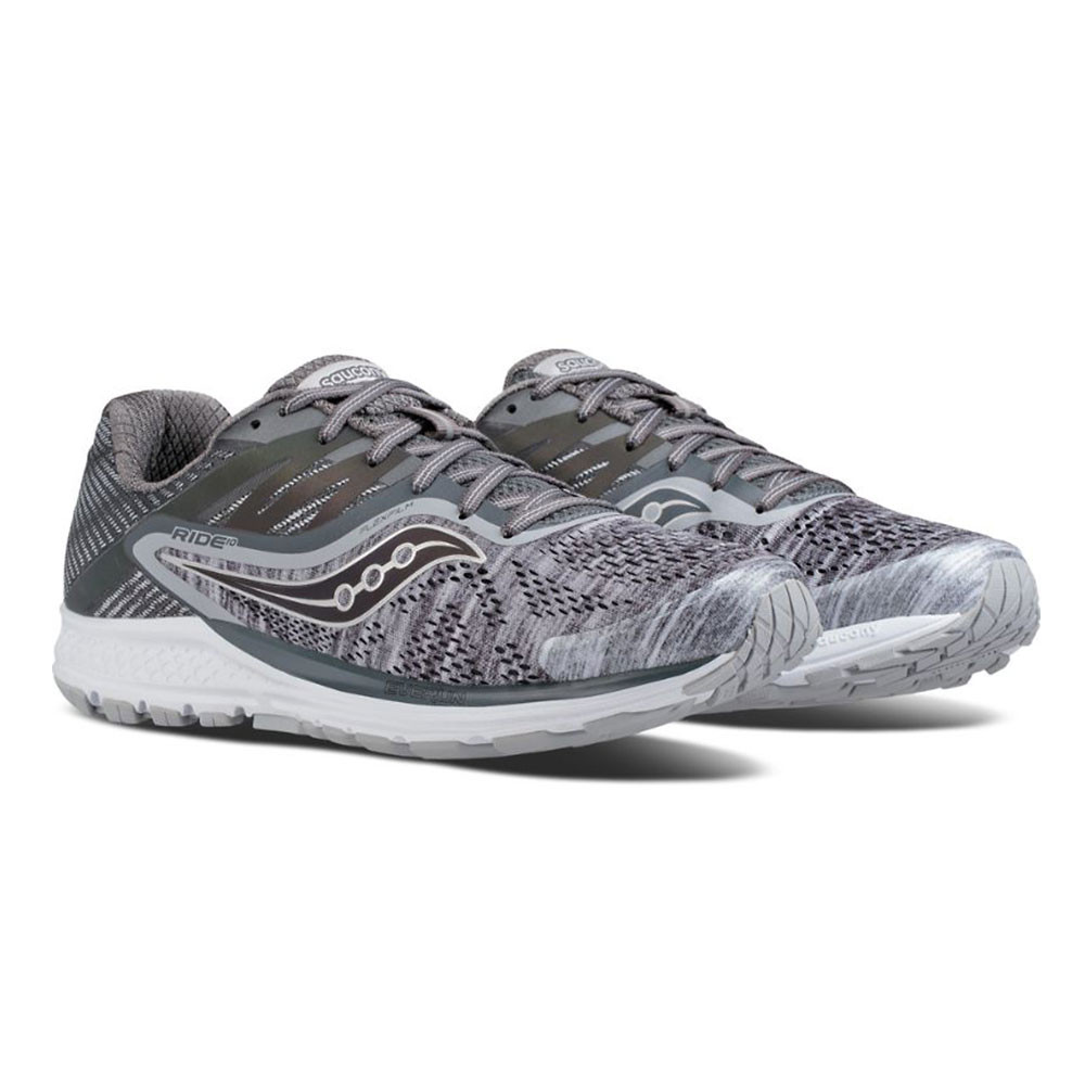 saucony ride 10 running shoes aw17 40