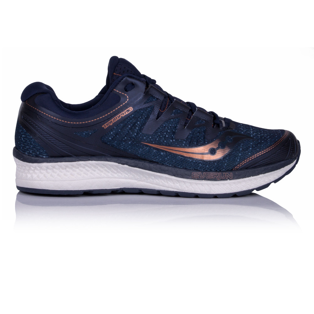 ed8e2ab4bd Saucony Triumph ISO 4 Denim Running Shoes