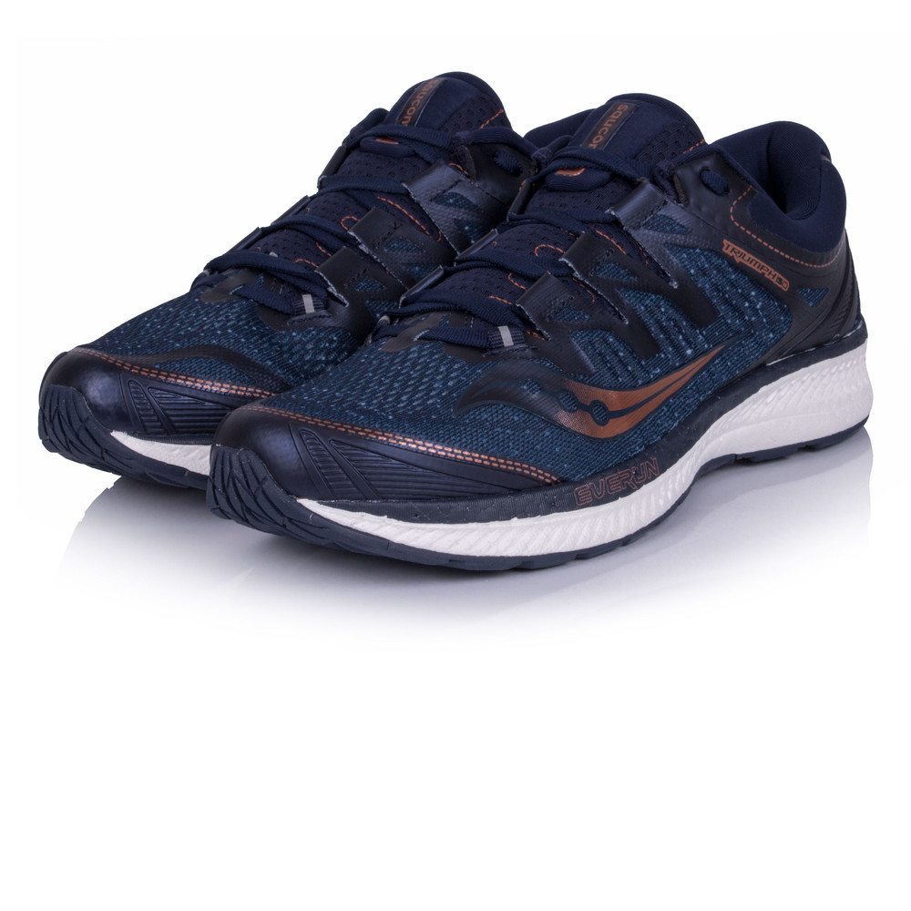 c8bfd60a3a Saucony Triumph ISO 4 Denim Running Shoes