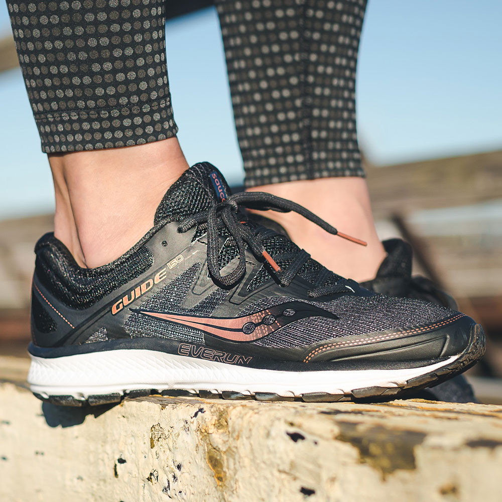 0aeb8cdf Saucony Guide ISO Denim Women's Running Shoes