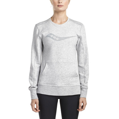 Saucony Life On The Run Cooldown Women's Long Sleeve Top