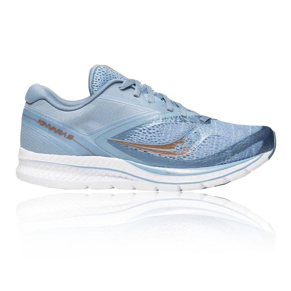 best loved 9d353 2695f Saucony Kinvara 9 Denim Women's Running Shoes