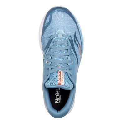 Saucony Kinvara 9 Denim Women's Running Shoes