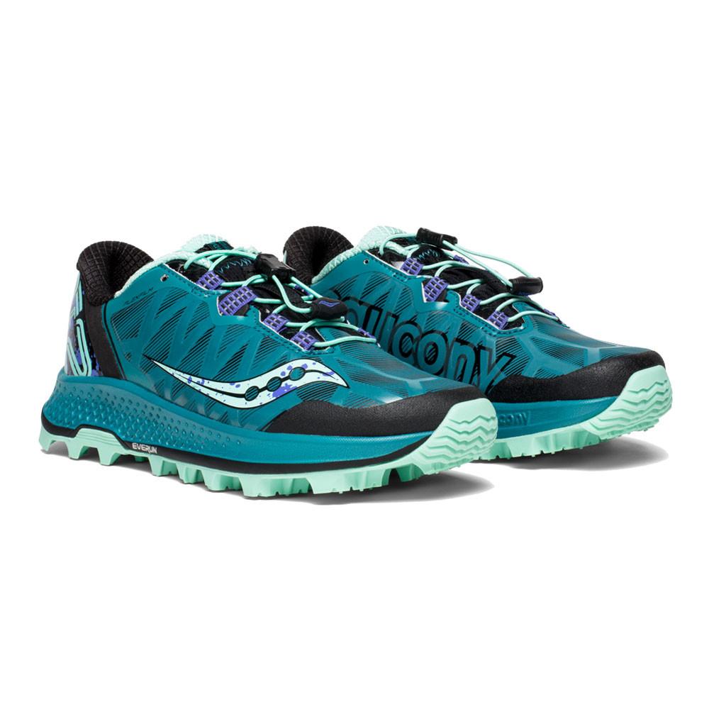 2018 kengät Viimeisin muoti varoa Saucony Koa ST Women's Trail Running Shoes - SS19