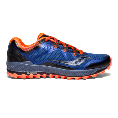 Saucony Peregrine 8 Trail Running Shoes - AW18