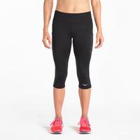 Saucony Bullet Women's Capri Running Tights - AW18