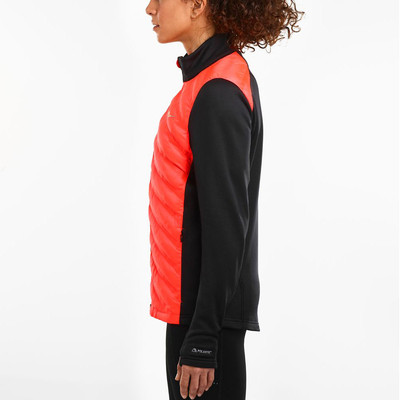 Saucony Bonded Baffle Hybrid Women's Running Jacket