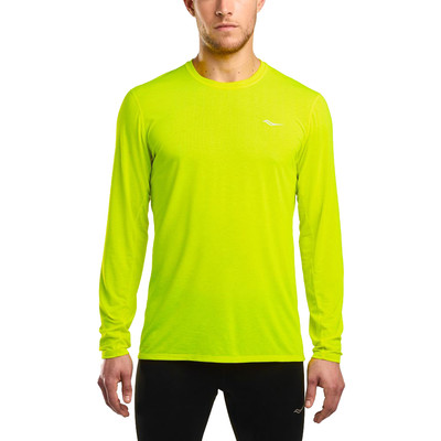 Saucony Freedom Long Sleeve Running Top