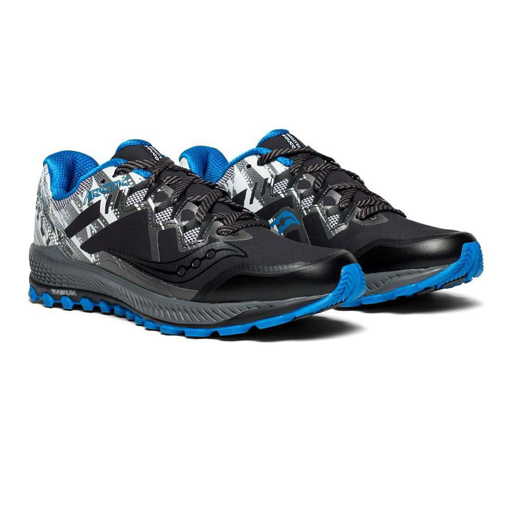 Saucony Peregrine 8 ICE Trail Running Shoes - AW19