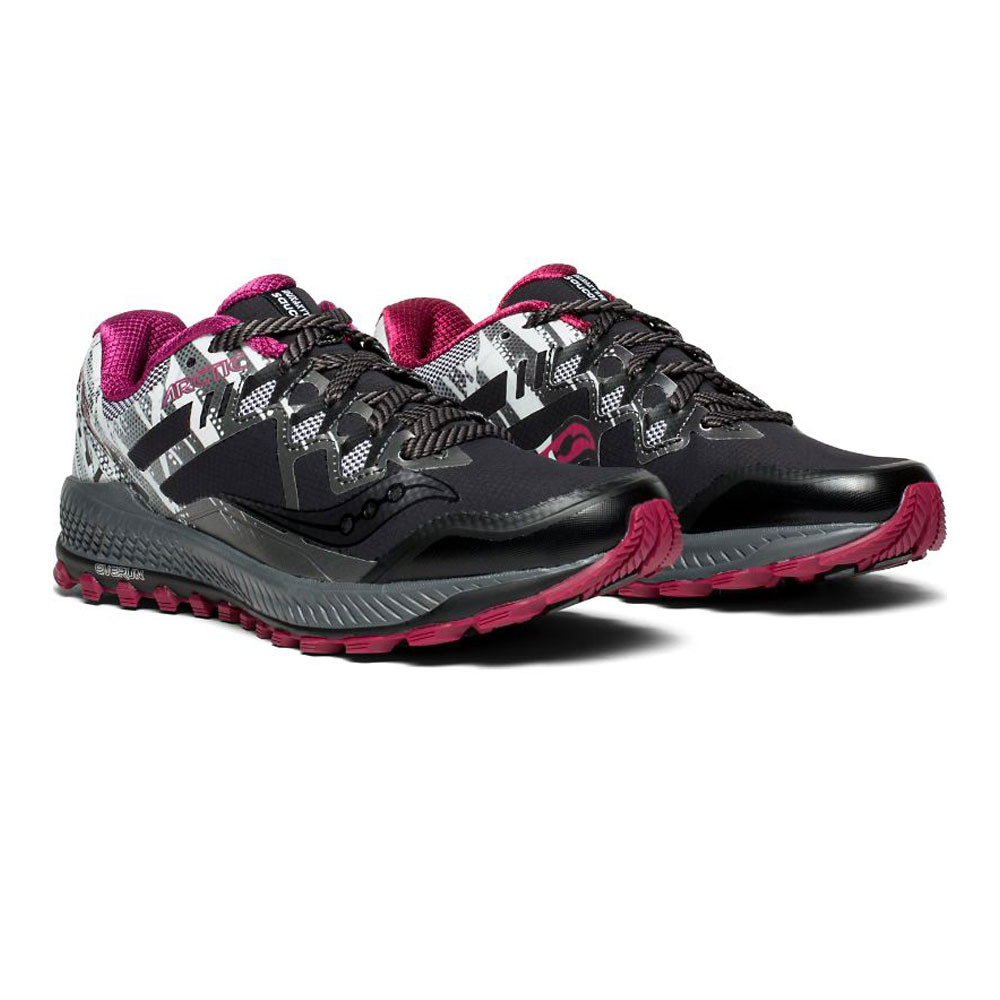 Saucony Peregrine 8 ICE para mujer zapatilla de trail running  - AW19