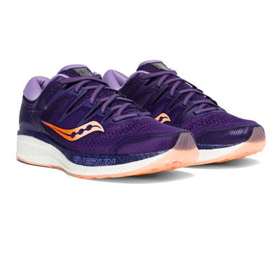 Saucony Hurricane ISO 5 Women's Running Shoes - AW19