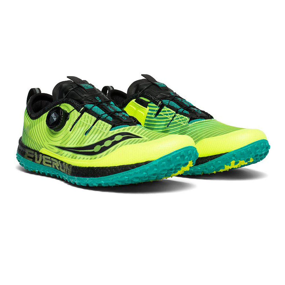 Saucony Switchback ISO Trail Running Shoes - SS20