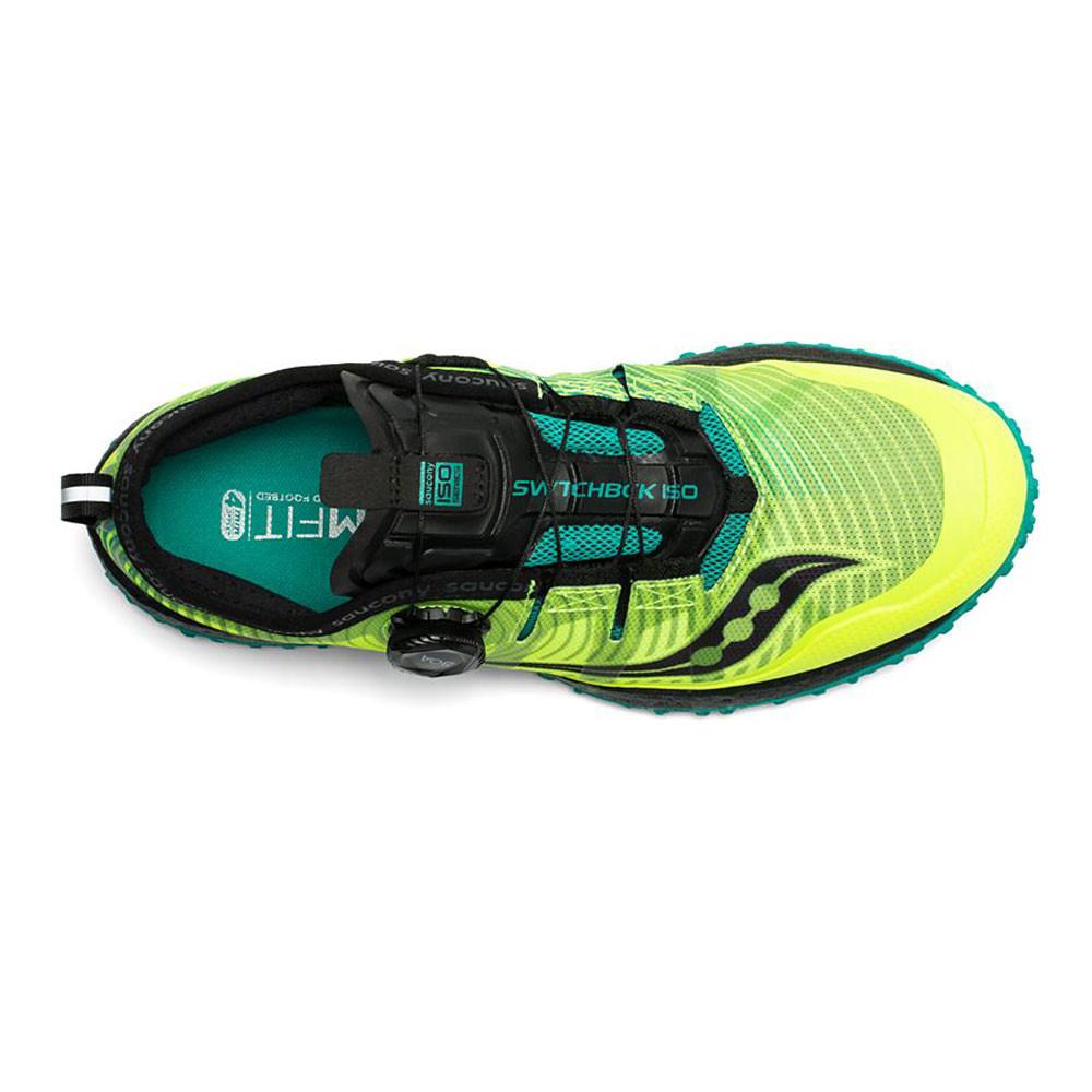 Saucony Switchback ISO per donna scarpe da trail corsa SS20