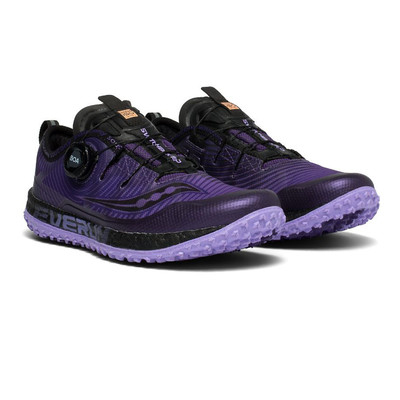 Saucony Switchback ISO Women's Trail Running Shoes - AW19