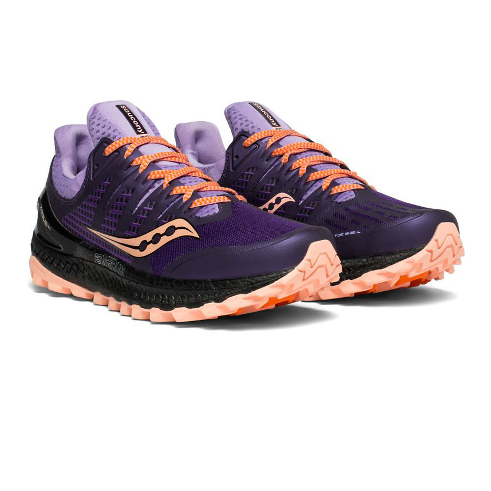 Saucony Xodus ISO 3 Women's Trail Running Shoes - AW19