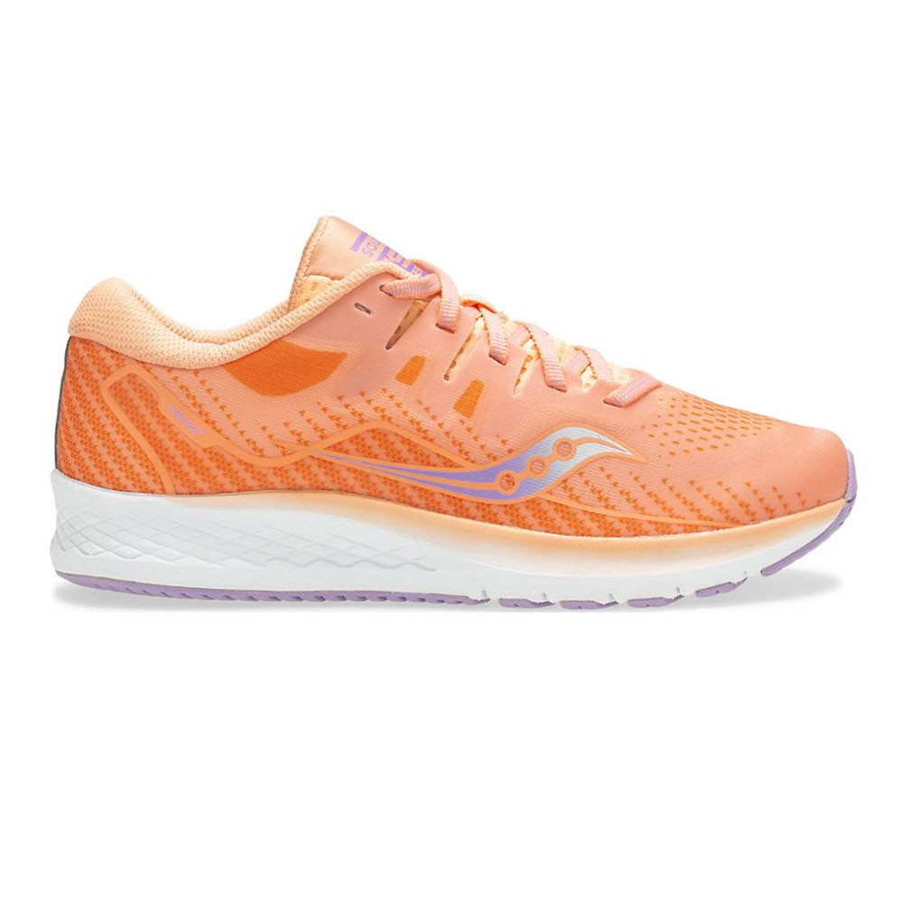 Saucony Ride ISO 2 Junior Running Shoes - AW19