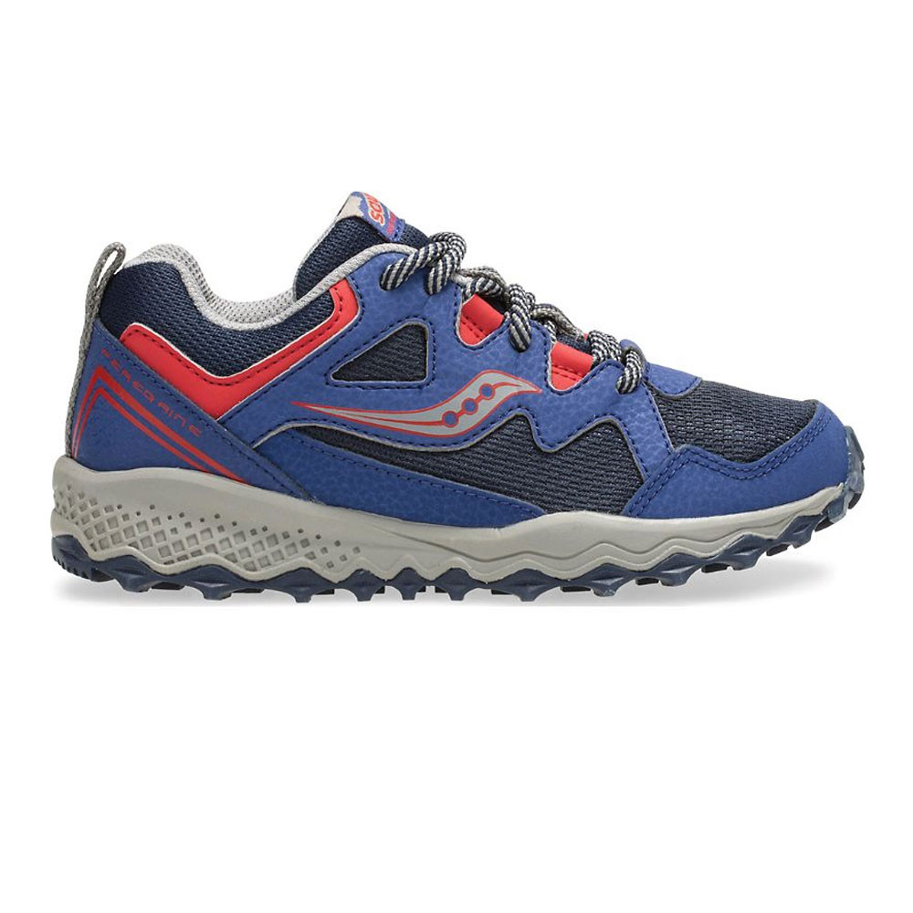 Saucony Peregrine Shield 2 Junior Running Shoes - AW19
