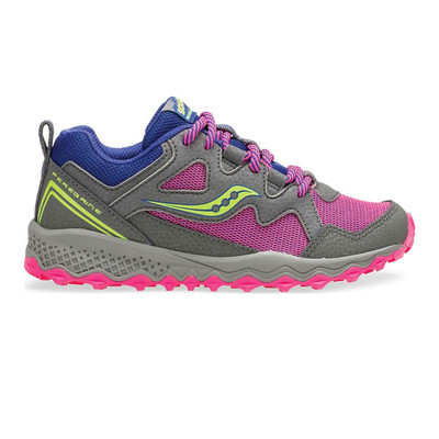 Saucony S-Peregrine Shield 2 Junior Running Shoes - AW19