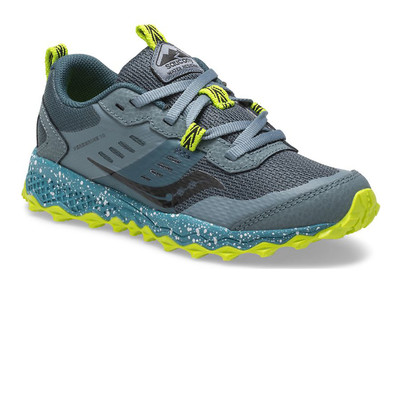 Saucony Peregrine 10 Shield Junior Running Shoes - AW20
