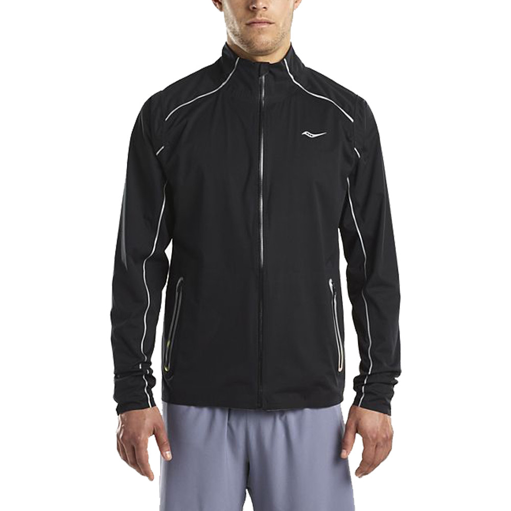 Saucony Vigor Waterproof Running Jacket
