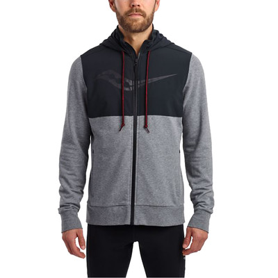Saucony Cooldown Hooded Running Jacket