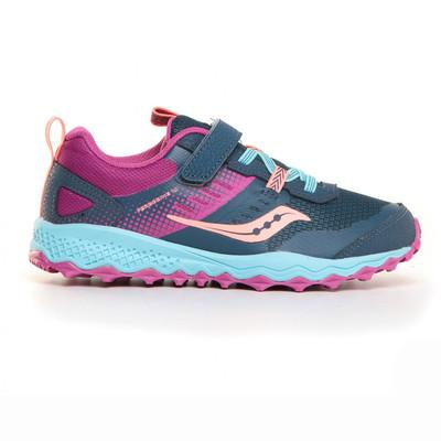 Saucony Peregrine 10 Shield A/C Junior scarpe da trail corsa - AW20