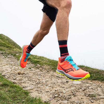 Saucony Peregrine 10 scarpe da trail corsa - AW20