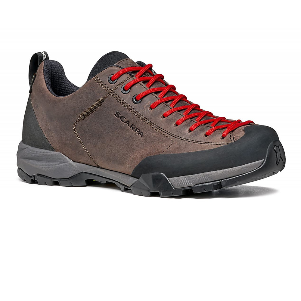 New In Scarpa Leather Mojito GORE-TEX Trail Walking Shoes