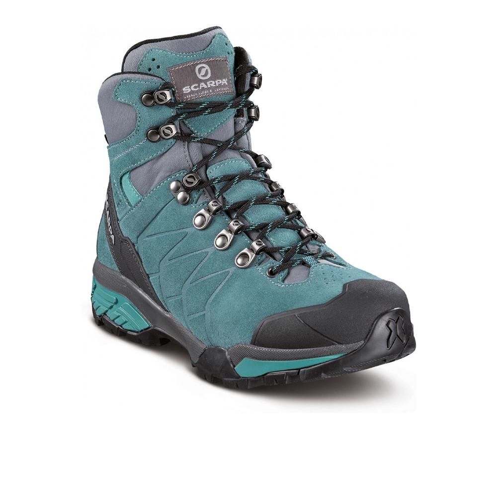 New In Scarpa ZG Trek GORE-TEX Women's Walking Boots