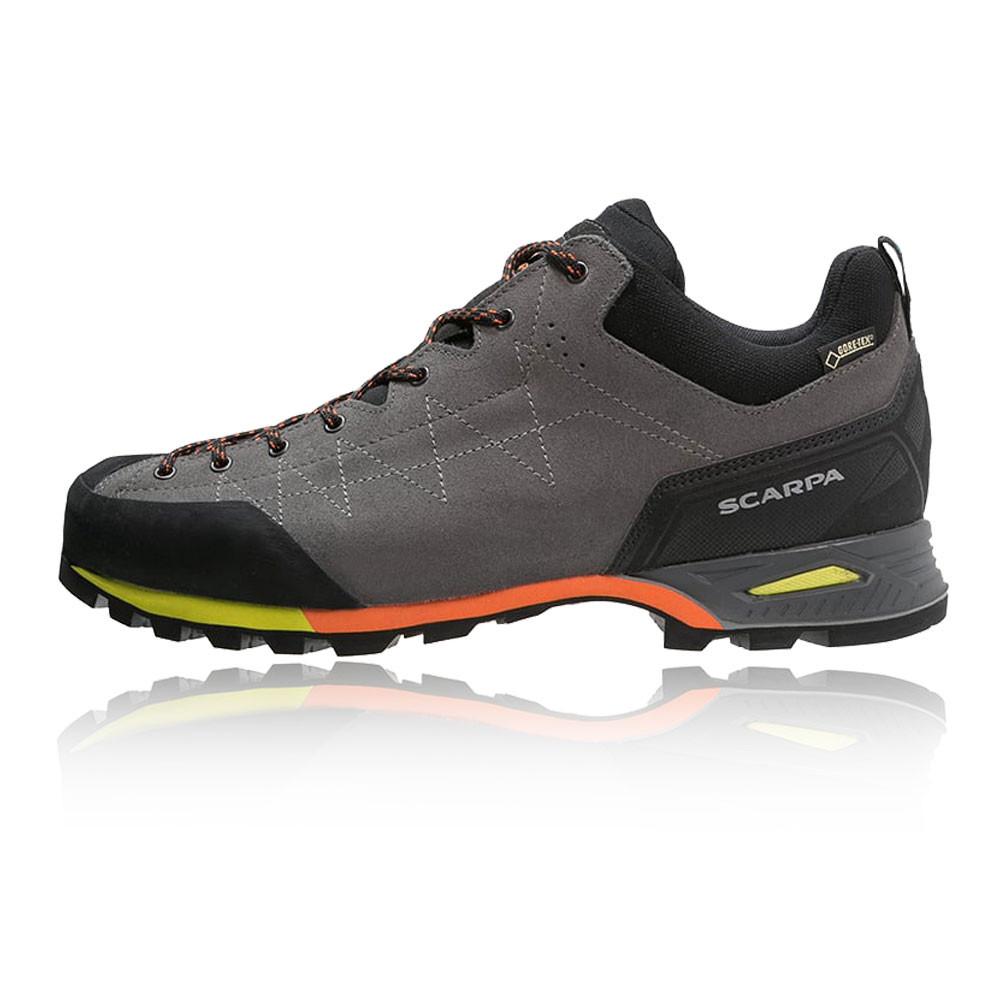 aced3186acb5f Scarpa Zodiac GORE-TEX Tech Approach Hiking Shoe - AW18 - Save   Buy ...
