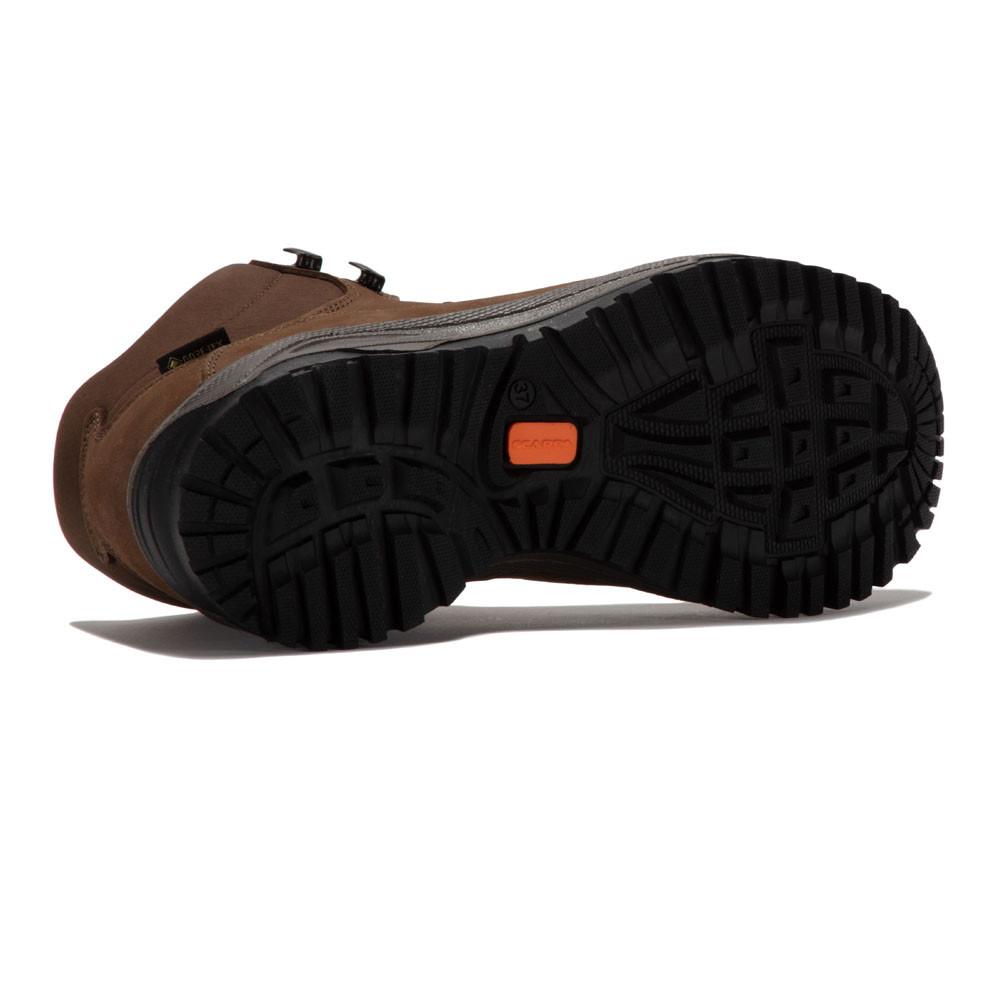 SCARPA FEMME CYRUS Gore-Tex Chaussures de randonnée-marron Sports Extérieur Imperméable