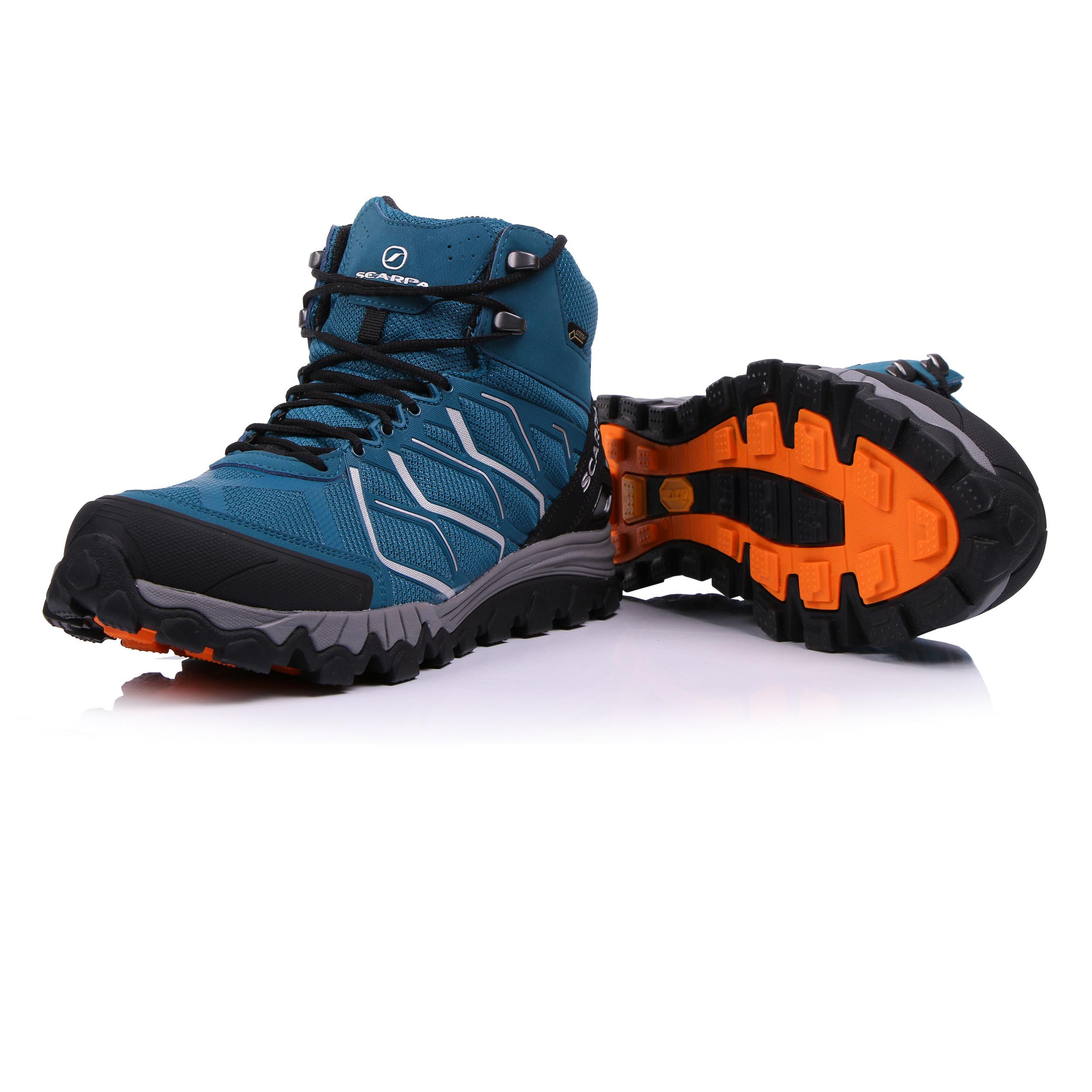 4afc0c0170c51 Scarpa Uomo Nitro Stivali Gore Tex Scarponi Da Passeggio Trekking Scarpe  Alte