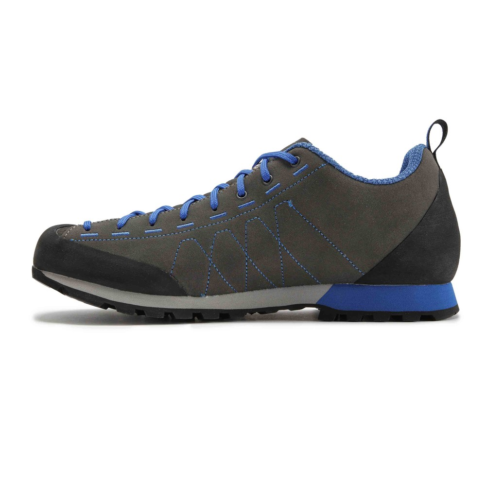 Scarpa Mens Highball Shoes Blue Sports Outdoors Water Resistant Breathable