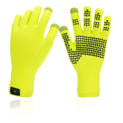 Sealskinz Waterproof All Weather Ultra Grip Knitted Gloves - AW19
