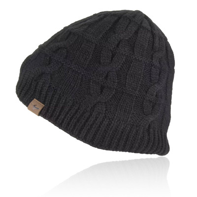 Sealskinz Waterproof Cold Weather Cable Knit Beanie - AW19