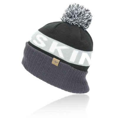 Sealskinz Water Repellent Cold Weather Bobble Hat - AW19