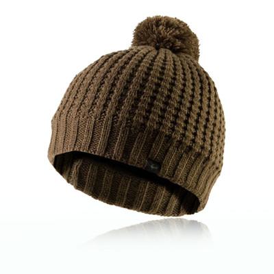 SealSkinz Waterproof Waffle Knit Bobble Hat - SS19