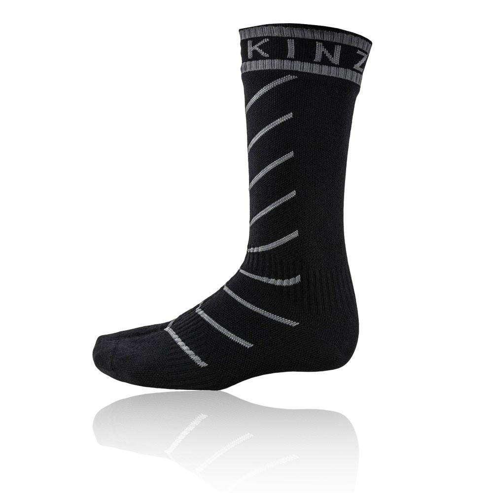 SealSkinz Super Thin Pro Mid Hydrostop Socks - SS19
