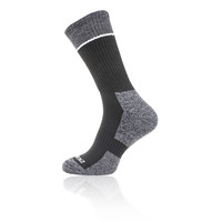 SealSkinz Solo Quickdry Mid Length Socks - SS19