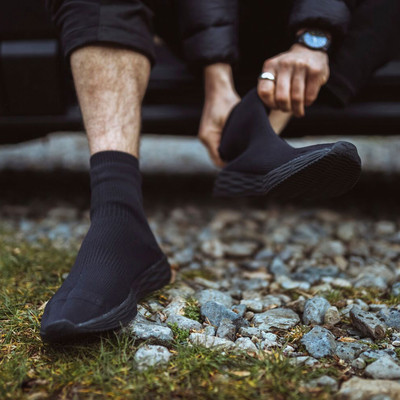 SealSkinz impermeable All Weather Ankle Length Knitted zapatilla - SS20