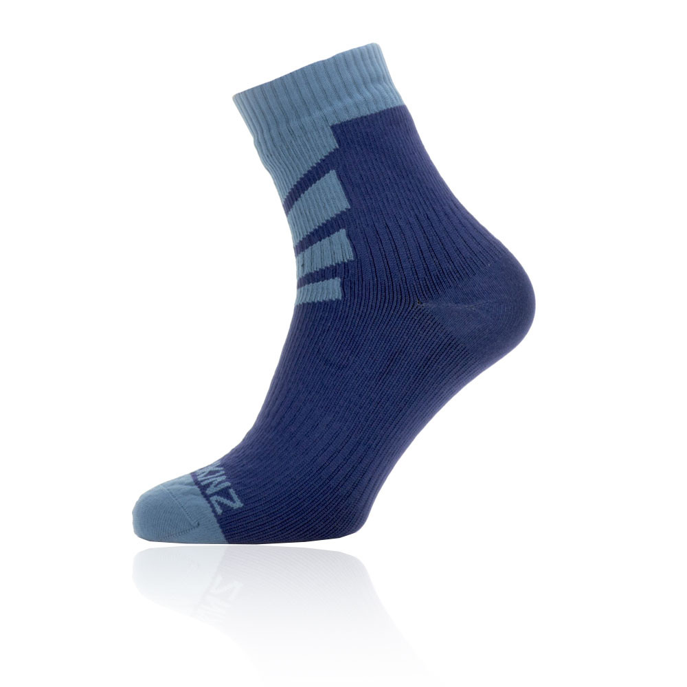 SealSkinz Waterproof Warm Weather Ankle Socks - SS20