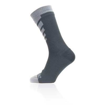 Sealskinz Waterproof Warm Weather Mid Length Socks - SS20
