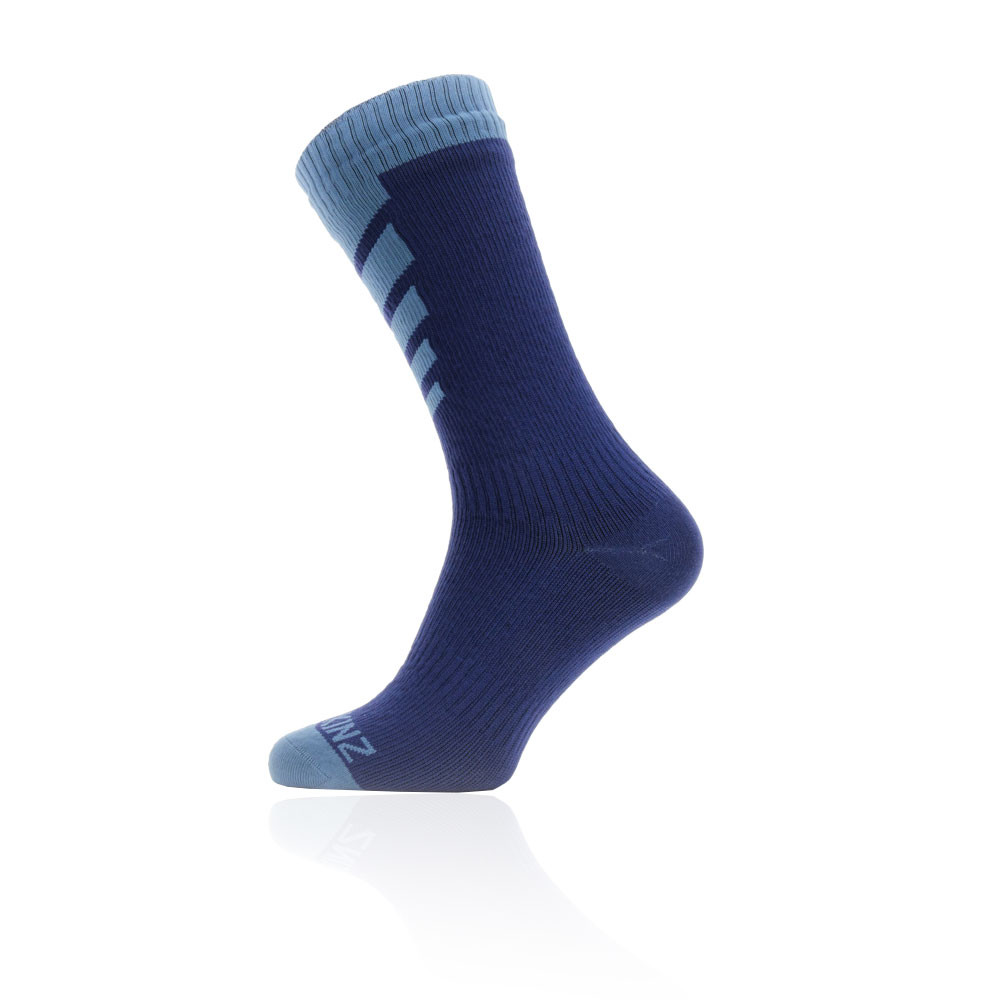 Sealskinz Waterproof Warm Weather Mid Length Socks - AW19