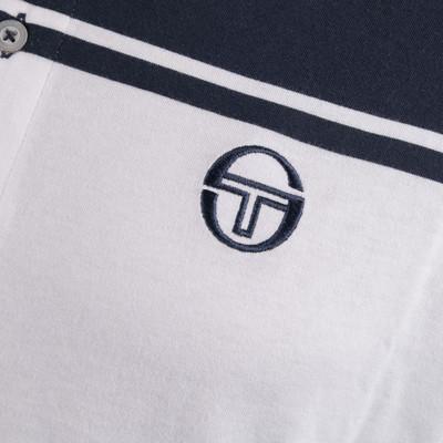 Sergio Tacchini New Young Line Archivio Tennis Polo - SS19