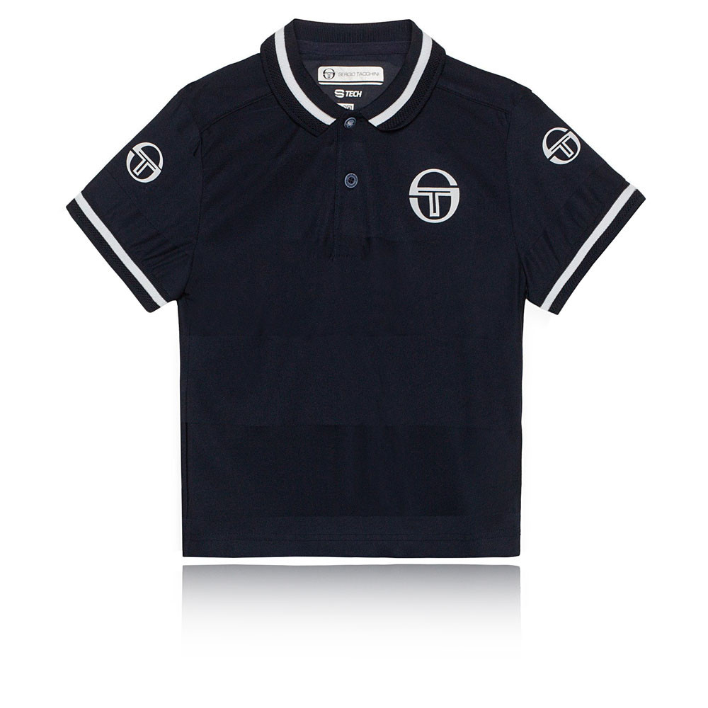 Sergio Tacchini Retro Junior Polo