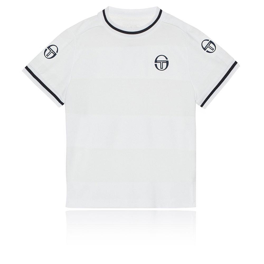 Sergio Tacchini Retro Junior T-Shirt